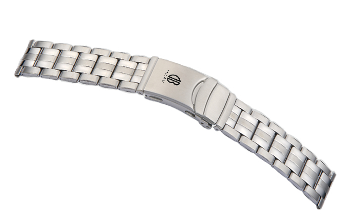 Horlogeband Metaal Scuba 2 Staal