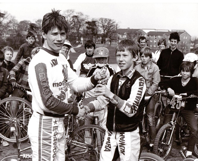 Andy Ruffell 1984