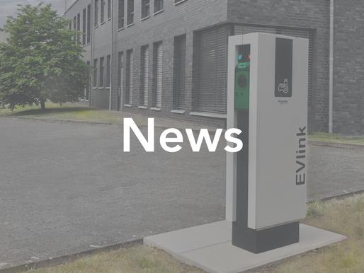 Ladesäule für E-Fahrzeuge