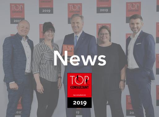 M Assist GmbH als Top-Consultant ausgezeichnet