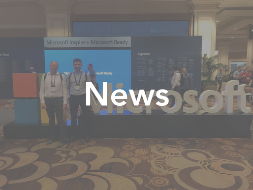Microsoft Inspire in Las Vegas