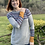 Thumbnail: Alpaca sweater with front pockets