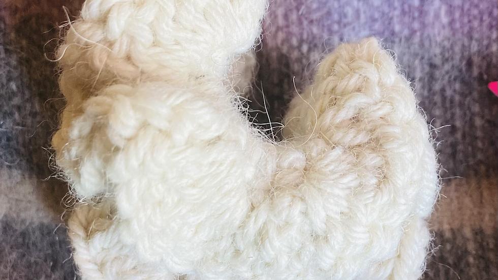 Alpaca Hair Tye