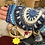 Thumbnail: Alpaca handmade finger warmers -Peru