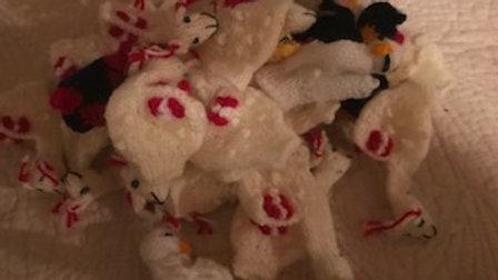 Alpaca Puppets