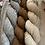 Thumbnail: Alpaca bulky yarn natural colors -grey -brown -white
