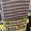 Thumbnail: Purple dress socks -Alpaca M -L