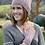 Thumbnail: Alpaca pink hat and glove set