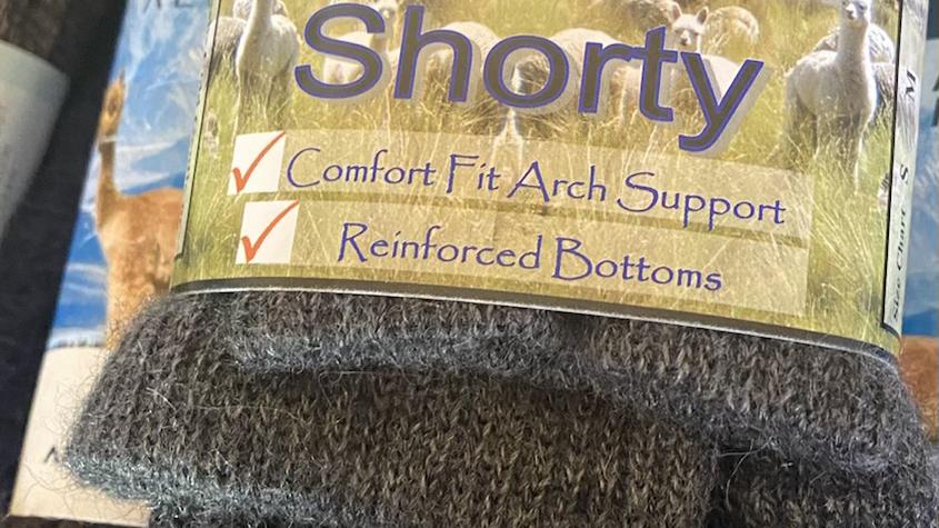 Thermal Shorty Grey