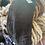 Thumbnail: Alpaca scarf -charcoal - Men's