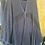 Thumbnail: Brown-Natural , dark blue and charcoal 100 percent alpaca shawl