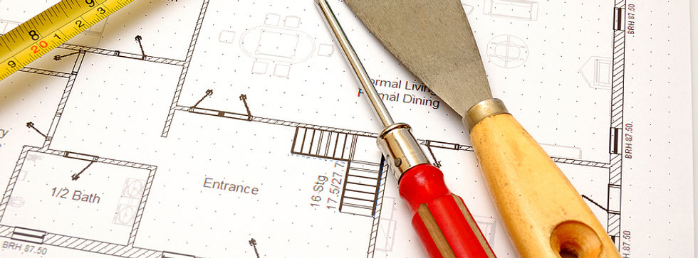 bigstock-House-Plans-And-Some-Tools-1343