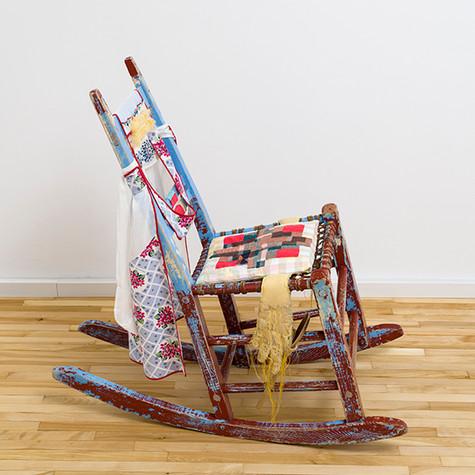 Anne Billy, Foyer III, 2020