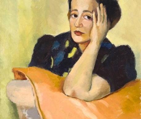 La représentation de la figure féminine dans des œuvres de la collection du MAJ (thème 23)