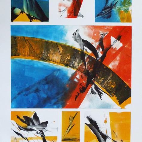 Maria Desmée, Monotype 1, 2005