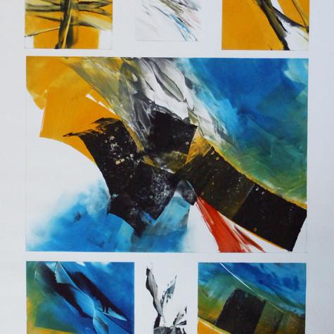 Maria Desmée, Monotype 2, 2005