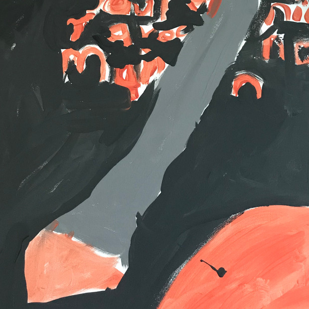 Thomas Turcotte, 8 ans, sans titre, 2020
