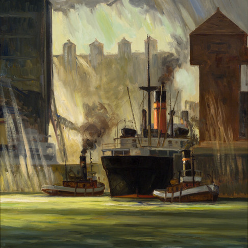 Le patrimoine industriel (thème 14)