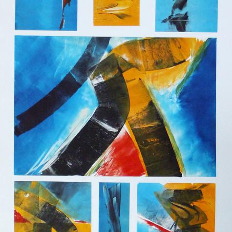 Maria Desmée, Monotype 3, 2005