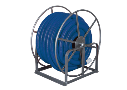 Storage Vacuum Hose Reel - 200 Feet