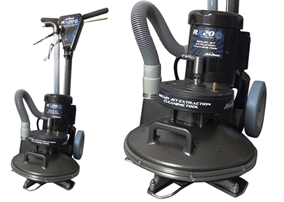 RX20 Nextgen Rotary Jet Extraction Cleaning Tool for Portable Extractors