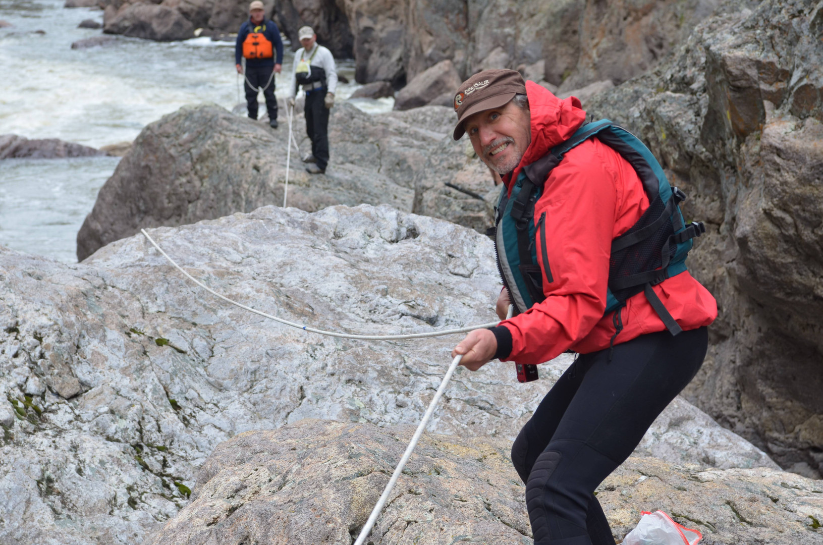 Owyhee Canyonlands Hiking and Canyoneering Wilderness