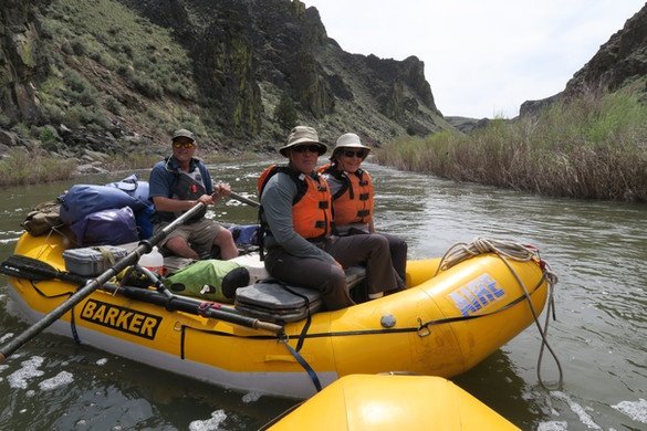 Owyhee Whitewater Rafting Wild and Scenic River
