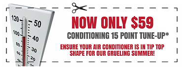Air Conditioning Tune-Up Special Coupon