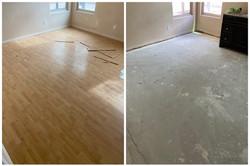 Laminate Floor & Adhesive Removal in Buckeye, AZ
