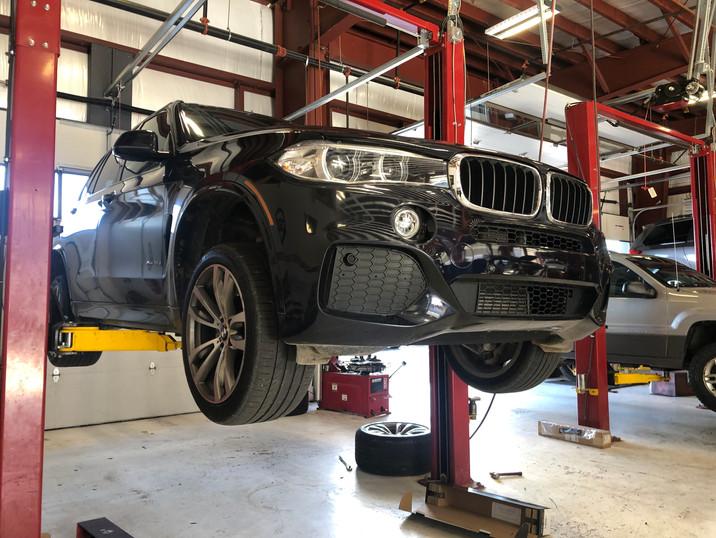 Cox Tire & Auto Service In Park City IMG