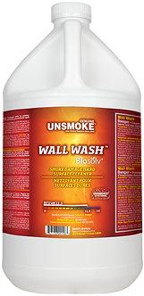 Unsmoke Wall Wash with Biosolv