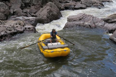 Owyhee, Jarbidge, Bruneau Whitewater River Rafting Adventure