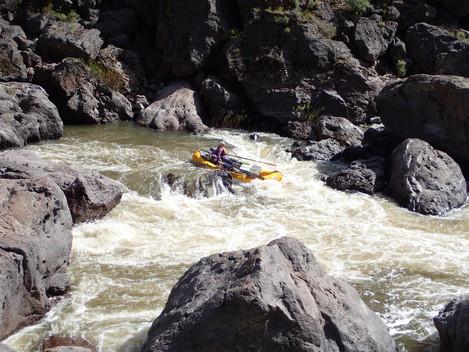 Owyhee, Jarbidge, Bruneau Whitewater River Owyhee Falls Rafting