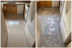 Ceramic Total Floor Removal in Tempe, AZ