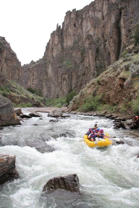 Owyhee, Jarbidge, Family Rafting