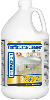 Traffic Lane Cleaner with Biosolv