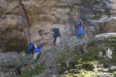 Owyhee, Jarbidge, Bruneau Canyoneering