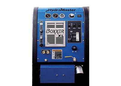 Boxxer XL - 31HP Dual Wand