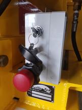 1808-Pac.Tek PV350-GHO-W-B skid w Remote