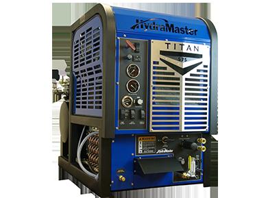 Titan 575 - 32.5 Dual Wand Truckmount