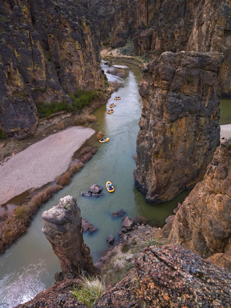 Owyhee Canyonlands Whitewater Rafting Adventure