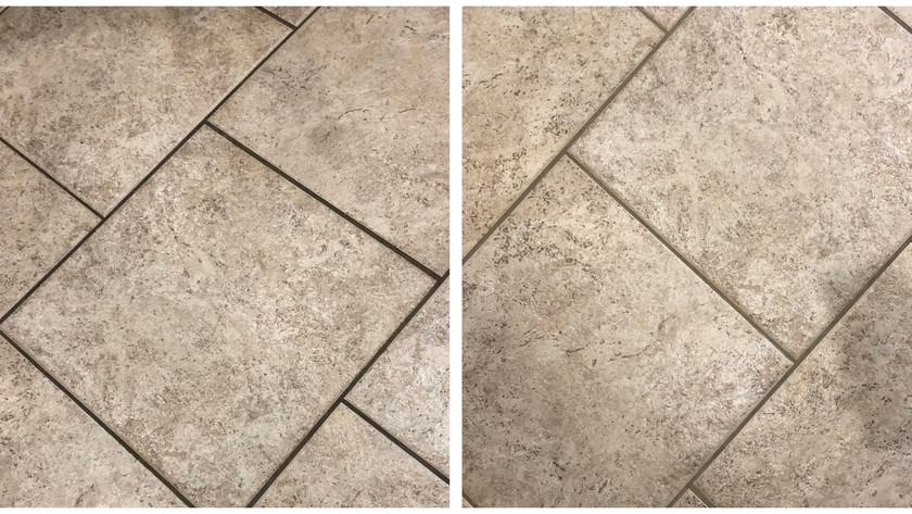 Before After Carpet Cleaning Tile Amp Grout Cleaning