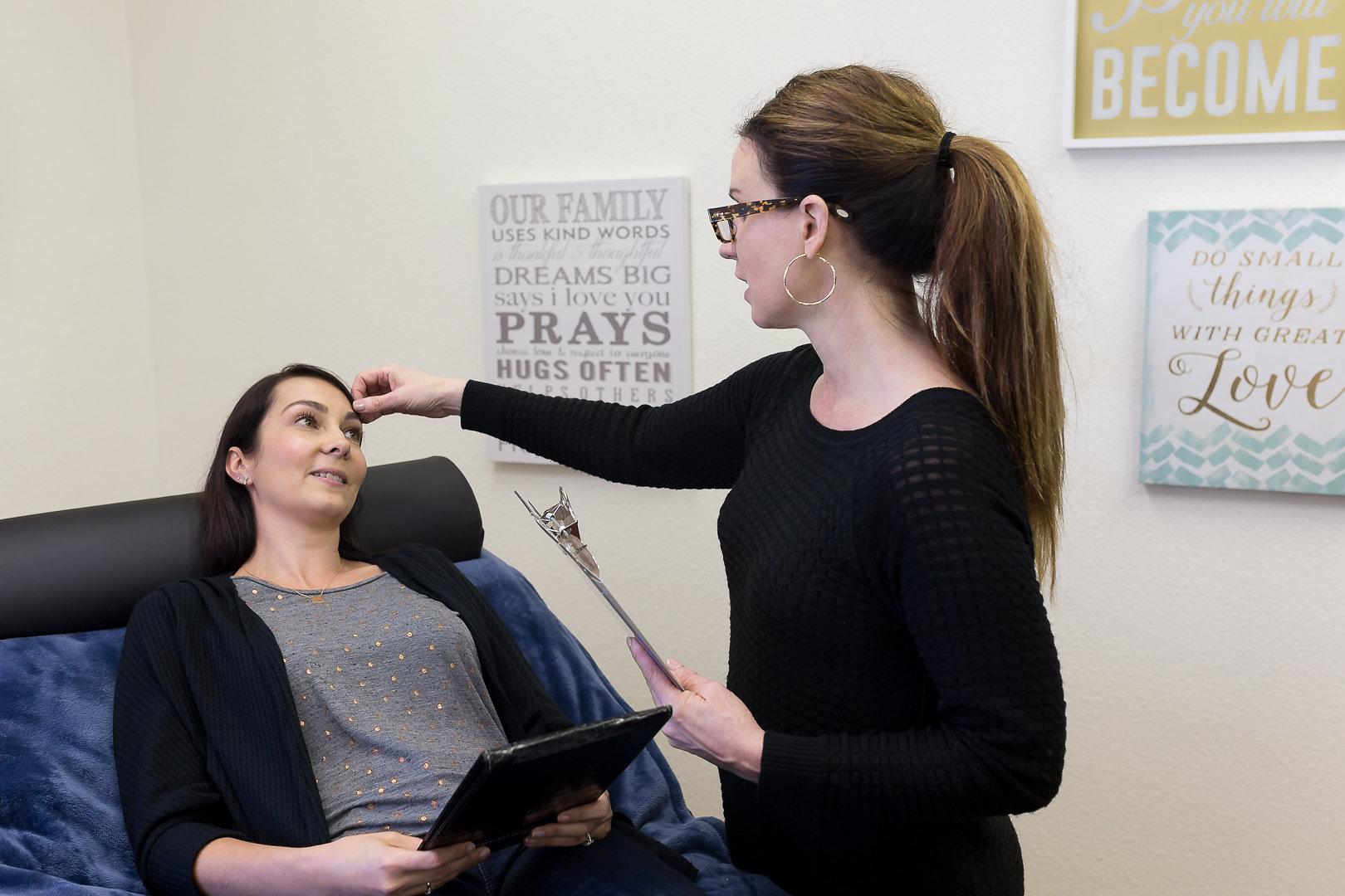 Terri Mazaheri Botox Consultation