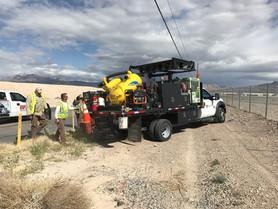 Pac.Tek PV66-Skid on SWG Work Truck-LV-L