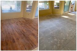 Wood Flooring Demolition & Disposal in Scottsdale, AZ