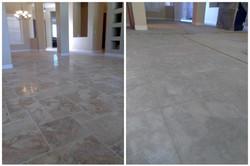 Travertine Tile Floor Removal & Disposal in Fountain Hills, AZ