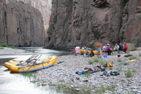 Bruneau Whitewater River Rafting