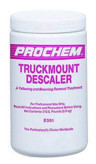 Truckmount Descaler