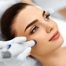 Hydrafacial and Vivace Facials