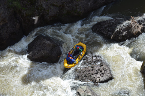 Barker River Expeditions White Water Rafting Owyhee Initiative Trips